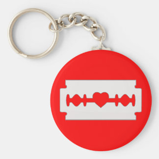 The first cut is the deepest - keychain