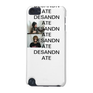 The First DesandNate IPhone Case! iPod Touch (5th Generation) Covers