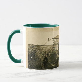 The First Driving Lesson Mug