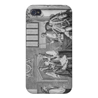 The first English translation of the Bible iPhone 4 Case