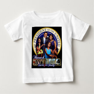 The First Family Baby T-Shirt