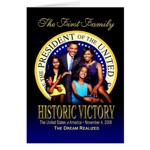 The First Family - Historic Victory Cards