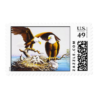 The First Family Postage Stamps