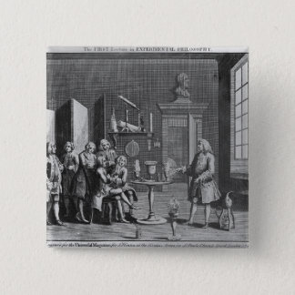 The First Lecture in Experimental Philosophy Pinback Button