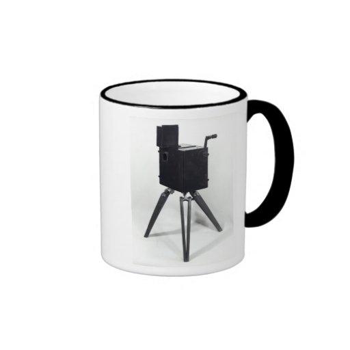 The first Lumiere cinematographe Mug