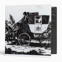 The First Mail Coach, 1784 Binder