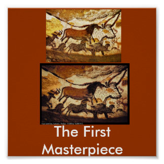 The First Masterpiece Poster