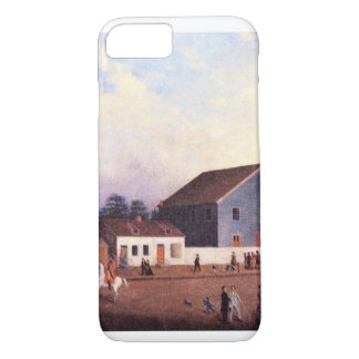 The First Methodist Episcopal_Great Work of Art iPhone 8/7 Case
