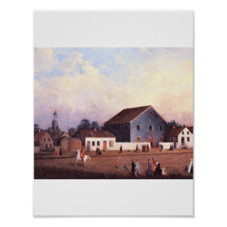 The First Methodist Episcopal_Great Work of Art Poster