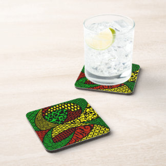 """""""The First Mix"""" Hard Plastic Coasters"""