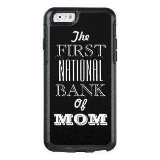 The First National Bank of MOM iPhone 6/6s Case