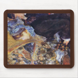 The First Output By Pierre-Auguste Renoir Mouse Pad