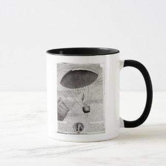 The First Parachute Descent Mug