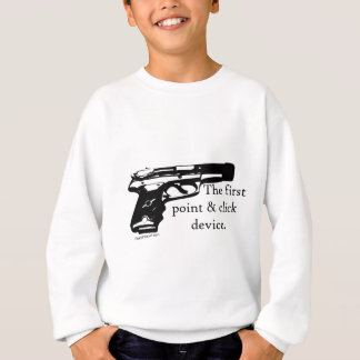 The First Point & Click Device Sweatshirt
