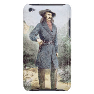 The first published picture of 'Wild Bill' Hickok Barely There iPod Cases