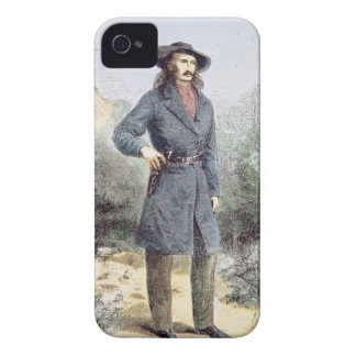 The first published picture of 'Wild Bill' Hickok iPhone 4 Cover