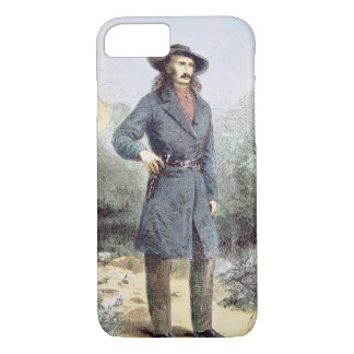The first published picture of 'Wild Bill' Hickok iPhone 8/7 Case