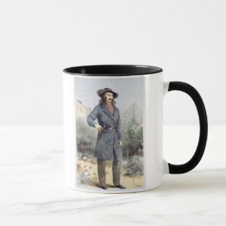 The first published picture of 'Wild Bill' Hickok Mug