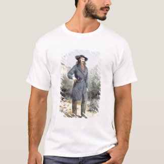The first published picture of 'Wild Bill' Hickok T-Shirt