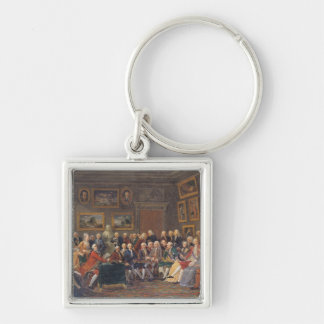 The First Reading at Mme Keychain