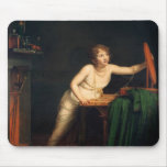 The First Sense of Coquetry, 1804 Mouse Pad
