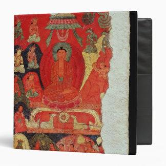 The First Sermon of Buddha Binder