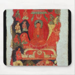 The First Sermon of Buddha Mouse Pad