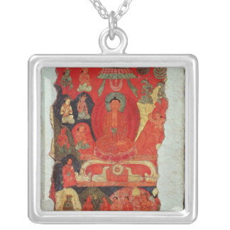 The First Sermon of Buddha Necklace