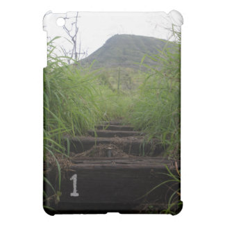 The first step invites hikers up Koko Crater iPad Mini Case