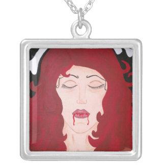The First Taste Vampire Necklace