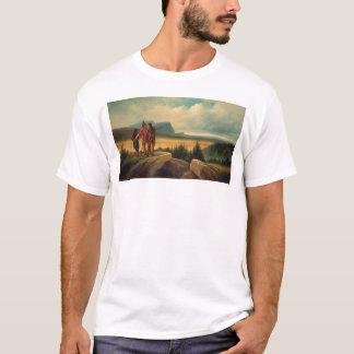 The First Train (0583B) T-Shirt