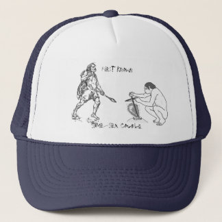 The First Trucker Hat
