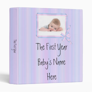The First Year Infant Avery Binder