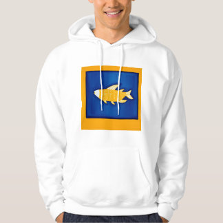 The Fish 1998 Hooded Pullover