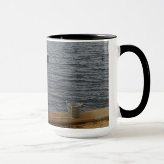 THE FISH CLEANING TABLE Mug