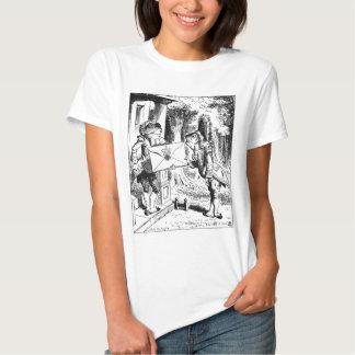 The fish footman t-shirt