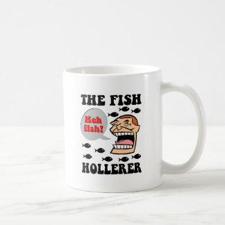 The Fish Hollerer Coffee Mug