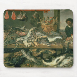 The Fish Market, 1618-21 Mouse Pad