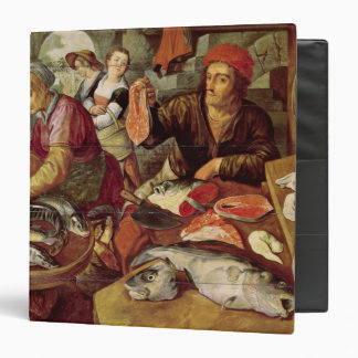 The Fish Market Vinyl Binders