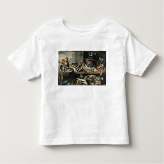 The Fish Market Toddler T-shirt