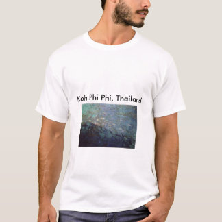 The Fish of Koh Phi Phi, Thailand T-Shirt