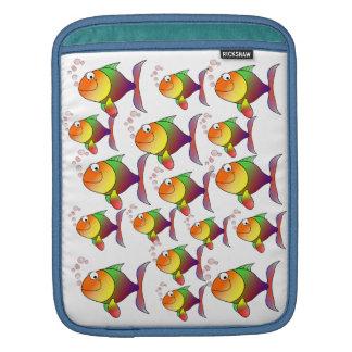 The Fish Pad cover iPad Sleeves