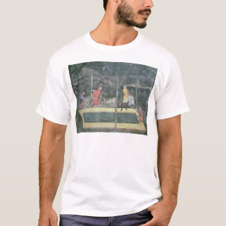 The Fish Pond, from the Stag Room, 1343 T-Shirt