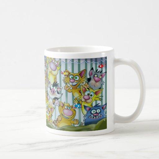 The Fish watchers Classic White Coffee Mug