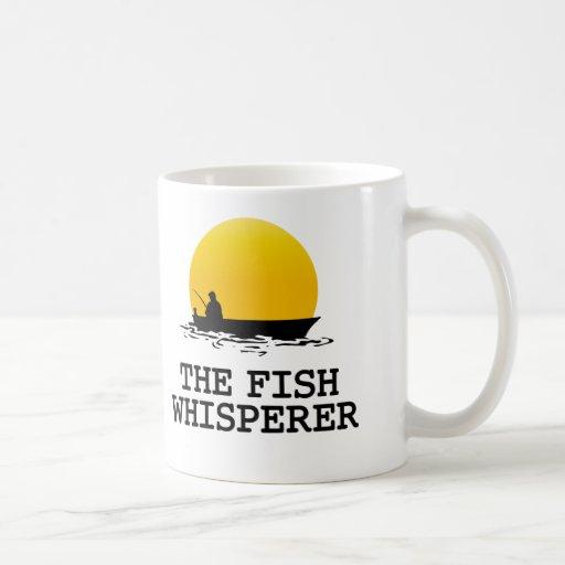 The fish whisperer coffee mug zazzle for The fish whisperer