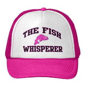 Fish whisperer hats zazzle for The fish whisperer