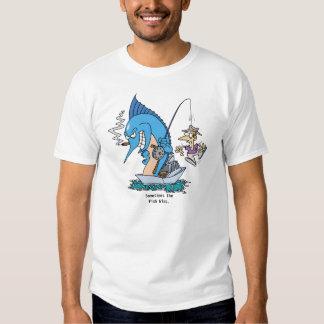 The Fish Wins T-Shirt