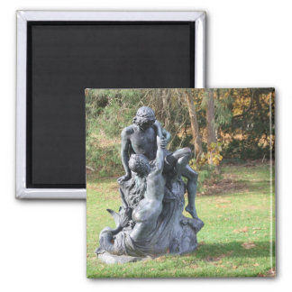 The fisher 2 inch square magnet