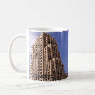 The Fisher Building Historical Mug