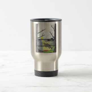 The Fisherman 15 Oz Stainless Steel Travel Mug